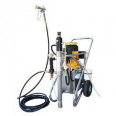 PAINT AND PLASTERING PUMP HTP 21000 220 VOLT