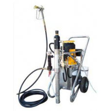 PAINT AND PLASTERING PUMP HTP 21000 380 VOLT