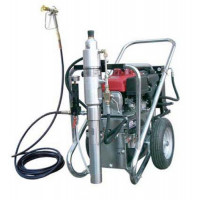 AIRLESS HYDRAULIC PUMP HTP 44000 (WITH GAS ENGINE)