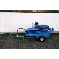THE CELLULAR CEMENT PUMP PUTZKNECHT S64-2