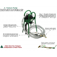 PLASTER JR. PUMP