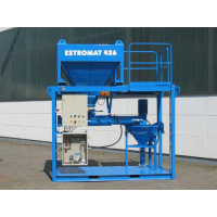 MIXING AND PUMPING MACHINE  ESTROMAT 426-5