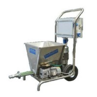 TRANSPORT AND SPRAYING PLASTER MACHINE MULTIMIX