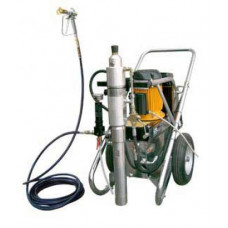 PAINT AND PLASTERING PUMP HTP 44000 380 VOLT