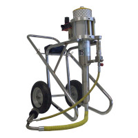 PNEUMATIC AIRLESS PUMP 18000 P