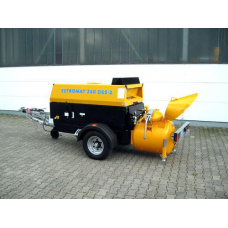 THE SCREED PUMP ESTROMAT 260 DS5-3