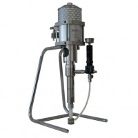 PNEUMATIC AIRLESS PUMP 12000 P
