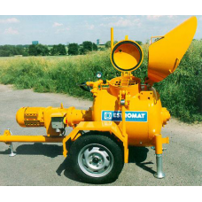THE SCREED MIXER ESTROMAT 260 E-5,5 KW