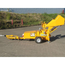 THE SCREED MIXER ESTROMAT 260-EB ECO