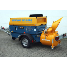 THE SCREED PUMP ESTROMAT 260 DS4-3