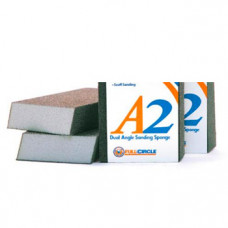 DOUBLE-SIDED ABRASIVE SPONGES